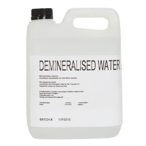 Demineralised Water - 4L