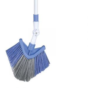 Cobweb Brush Angled Corner Sweep with Adj Handle