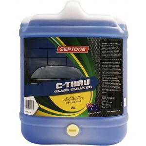 Septone C-Thru Glass Cleaner - 20L