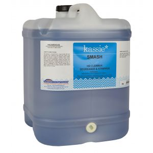 Kassie Smash Heavy Duty  Cleaner, Degreaser & Stripper - 20L