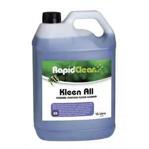 RapidClean Kleen All - General Purpose Floor Cleaner - 5L