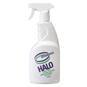 Research Halo Fast Dry Glass & Shiny Surface Cleaner - 750ml