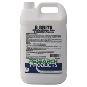 Research B Brite Surface Cleaner, Shine & Protector - 5L