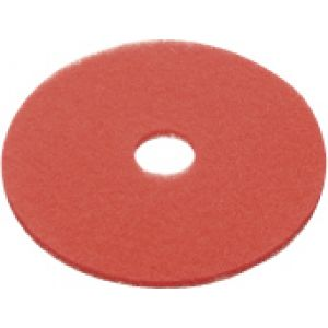 Floormaster Red Spray Buff Floor Pad - 35cm