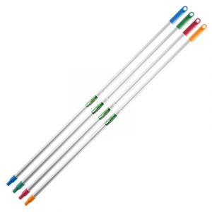 RapidClean  Aluminium Mop Handle   1.5m x 25mm - Various Colours