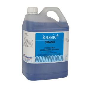 Kassie Smash Heavy Duty Cleaner, Degreaser & Stripper - 5L