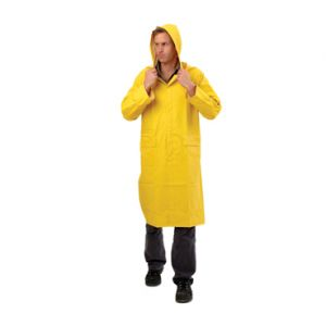 ProChoice Yellow PVC 3/4 Length Raincoat
