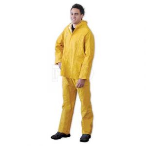 ProChoice Yellow PVC Rainpants