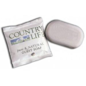 Country Life Guest Wrapped Soap 15gm - Ctn 500