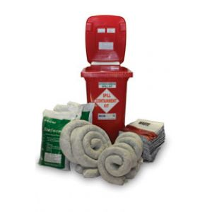 Spill Kit Fuel/Oil/Diesel/Grease - 240L